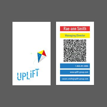 UPLiFT Business Card